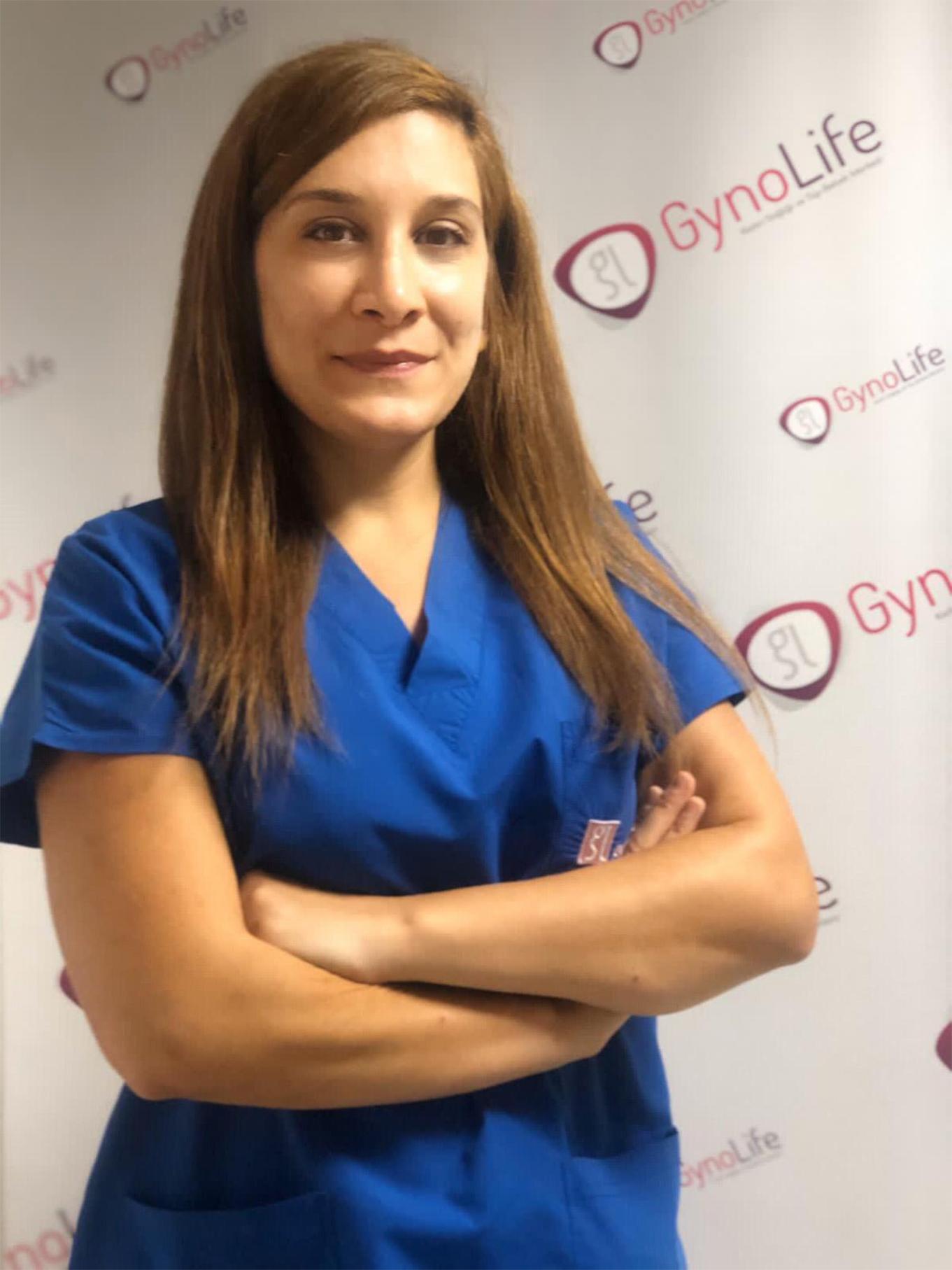 Embriyolog Özlem Ulusoy